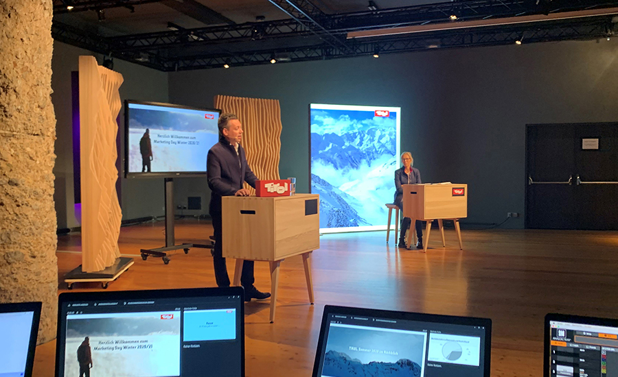 Tirol Werbung Marketing Day Live Stream